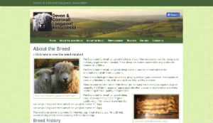 Devon and Cornwall flockbook association